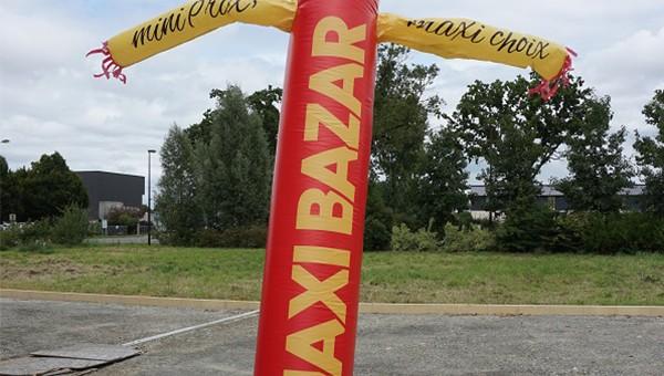 skydancers: 4 exemplaires pour Maxibazar