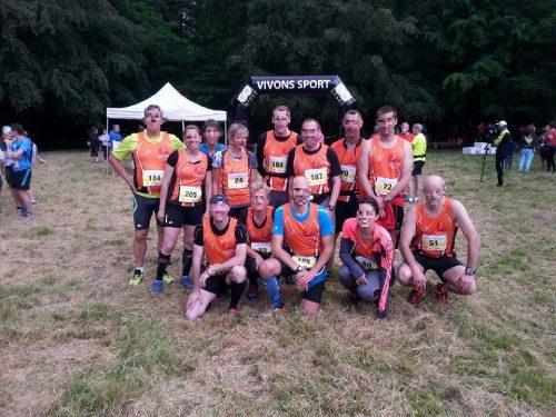 Arche Go sport Mont Saint Aignan - Trail de l'eau à Bois guillaume
