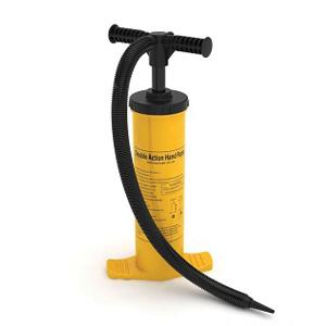 Pompe à main pour PLV gonflable à l'air
