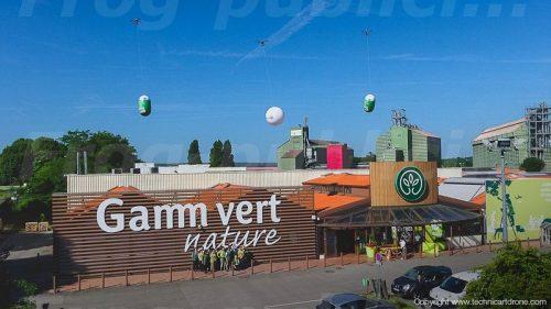 gonflables publicitaire gamm vert (95)