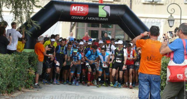 Arche gonflable publicitaire Camino Sports | Départ événement sportif